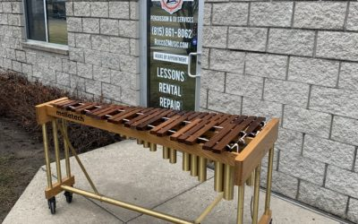 4.0 Octave Malletech Rosewood Orchestral Xylophone – RENTAL/SALE