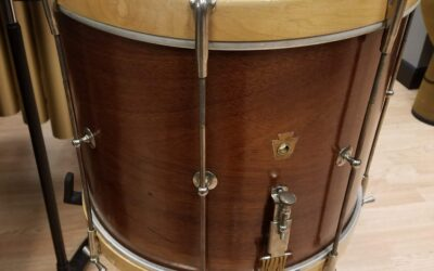 1941 15in WFL Parade Snare Drum Project