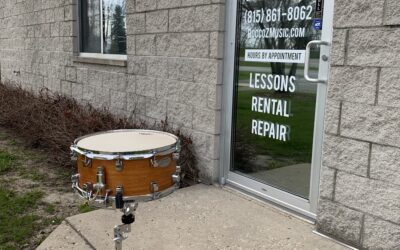 14 x 6.5 Yamaha Concert Snare Drum – RENTAL/SALE