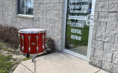 1970's 14in Slingerland Marching Snare Drum – RENTAL/SALE