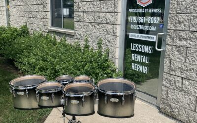 Pearl Championship Carboncore Marching Tenors – SALE