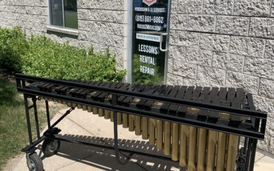 Yamaha 4.3 Acoustalon Marimba on Field Frame – RENTAL/SALE