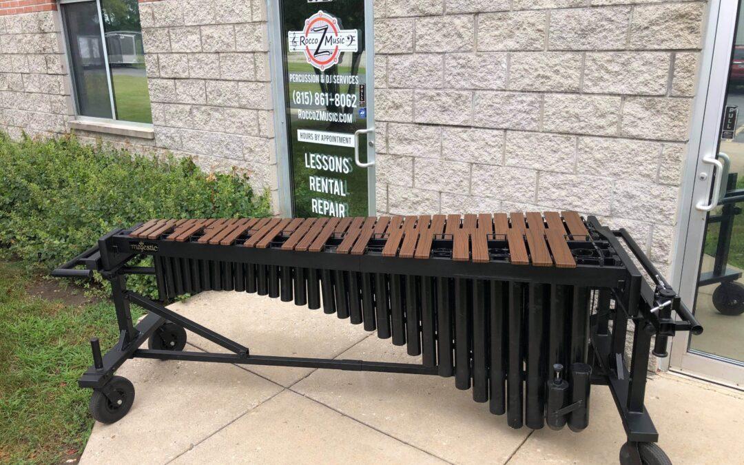 4.6 Octave Majestic Marimba – RENTAL/SALE