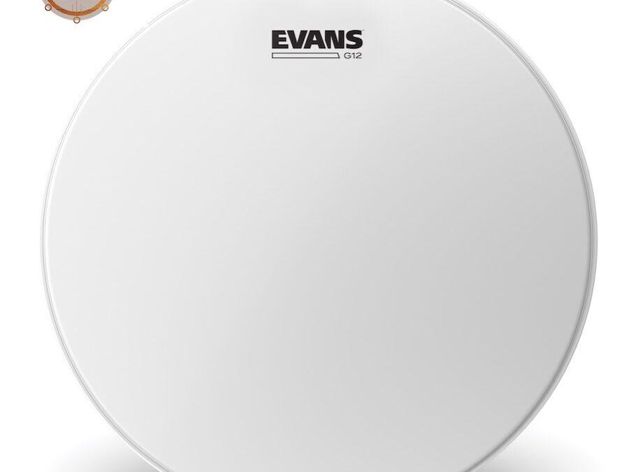 NEW EVANS G12 Coated Tom Batter Heads – SALE