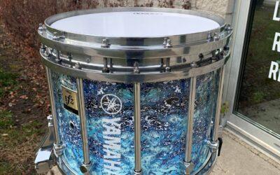 Space System Custom Snare Restoration
