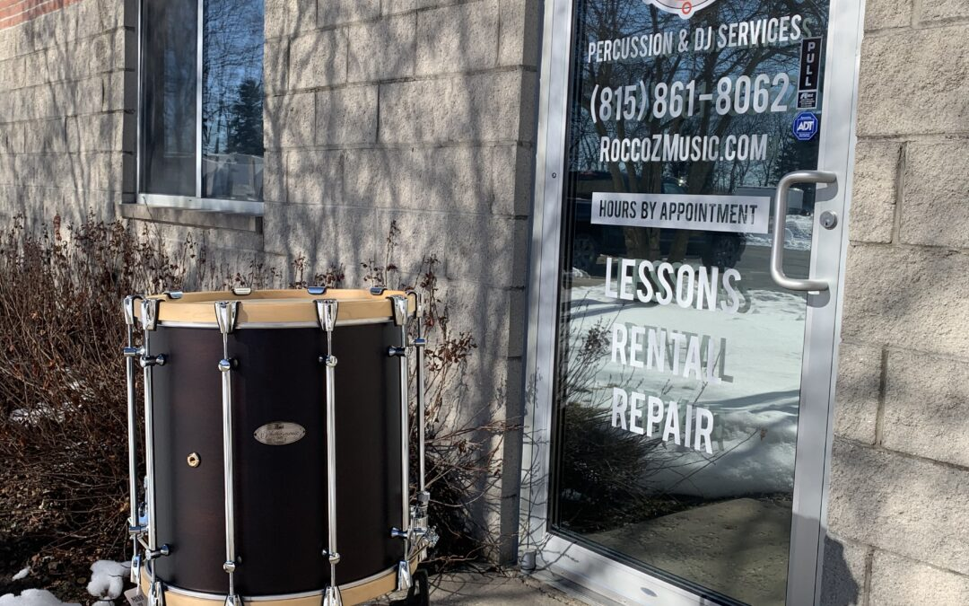 Pearl Philharmonic Field Drum (PHX16x16) – RENTAL/SALE