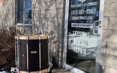 Pearl Philharmonic Field Drum (PHX16x16) – RENTAL/SALE