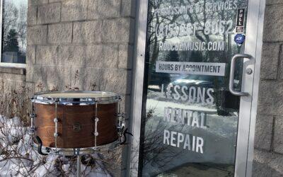 Gretsch 14×8 Gold Series Mahogany Snare Drum – RENTAL