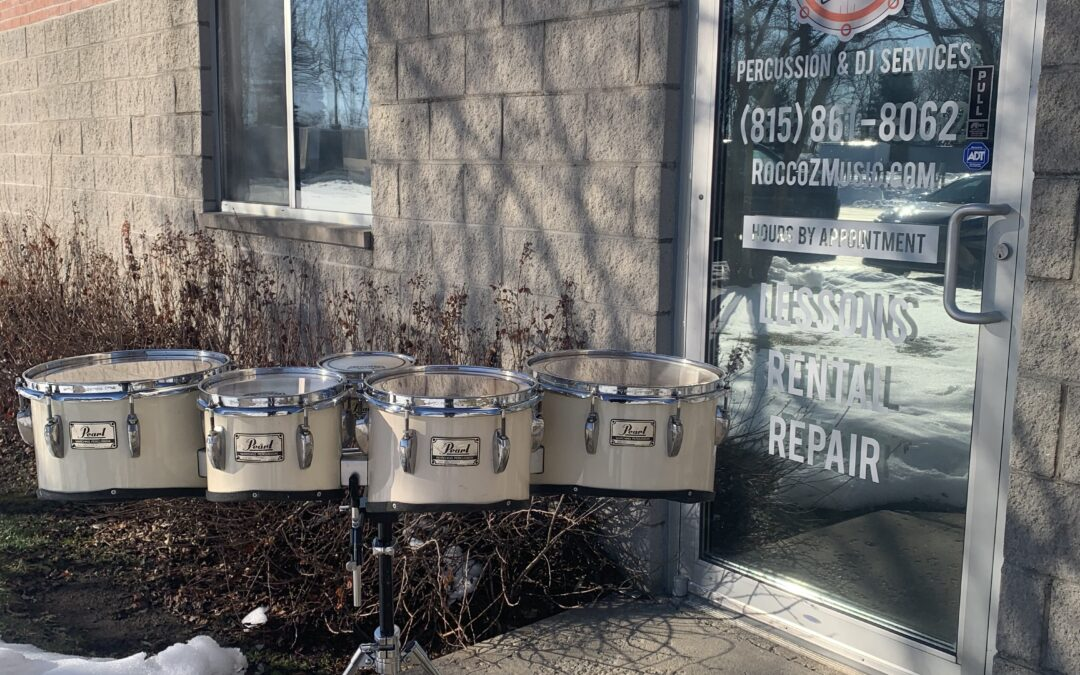 White Pearl Championship Marching Tenors – RENTAL/SALE