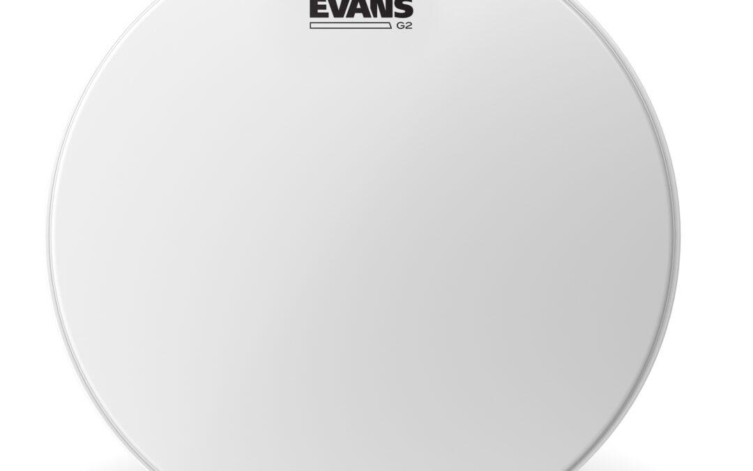 NEW Evans G2 Coated Snare Batter Heads – SALE