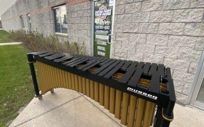 4.3 Octave Musser M300 Concert Grand Marimba – RENTAL