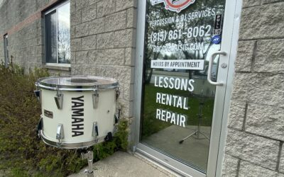 1980's 14×10 Marching Snare Drums (2 Available)