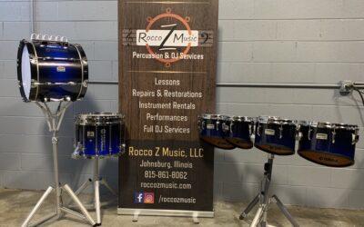 Naperville North High School Drumline Customization