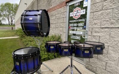Summertown Tennessee High School Drumline Customization