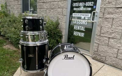 Pearl Export Drum Set Shell Pack (13, 14, 16, 22) – SALE